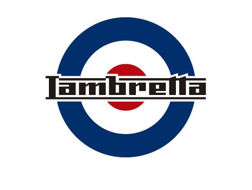 Carnelian Lambretta Tipped Polo Short Sleeve Navy White Ocean