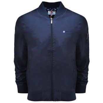 Lightweight MA1 Jacket-Navy