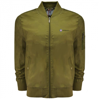 Lightweight MA1 Jacket-Olive