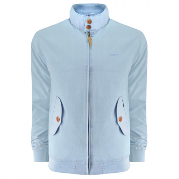 Heritage Harrington Jacket Tailored Fit- Powder Blue
