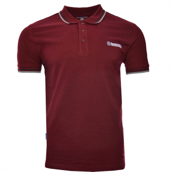 Twin Tip Polo-Port/Navy/Grey