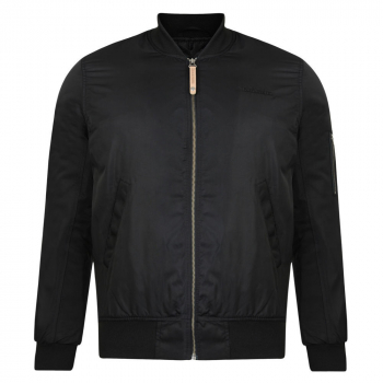 MA1 Unbadged Jacket Black