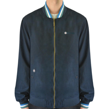 Triple Tipped Monkey Jacket Navy/Blue/White/Green
