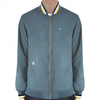 Triple Tipped Monkey Jacket-Bering Blue
