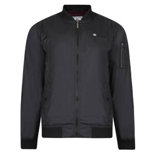 Lightweight MA1 Jacket Black