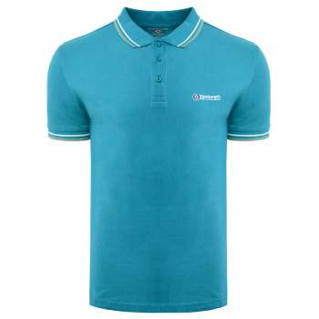 Twin Tipped Polo-Teal-Long