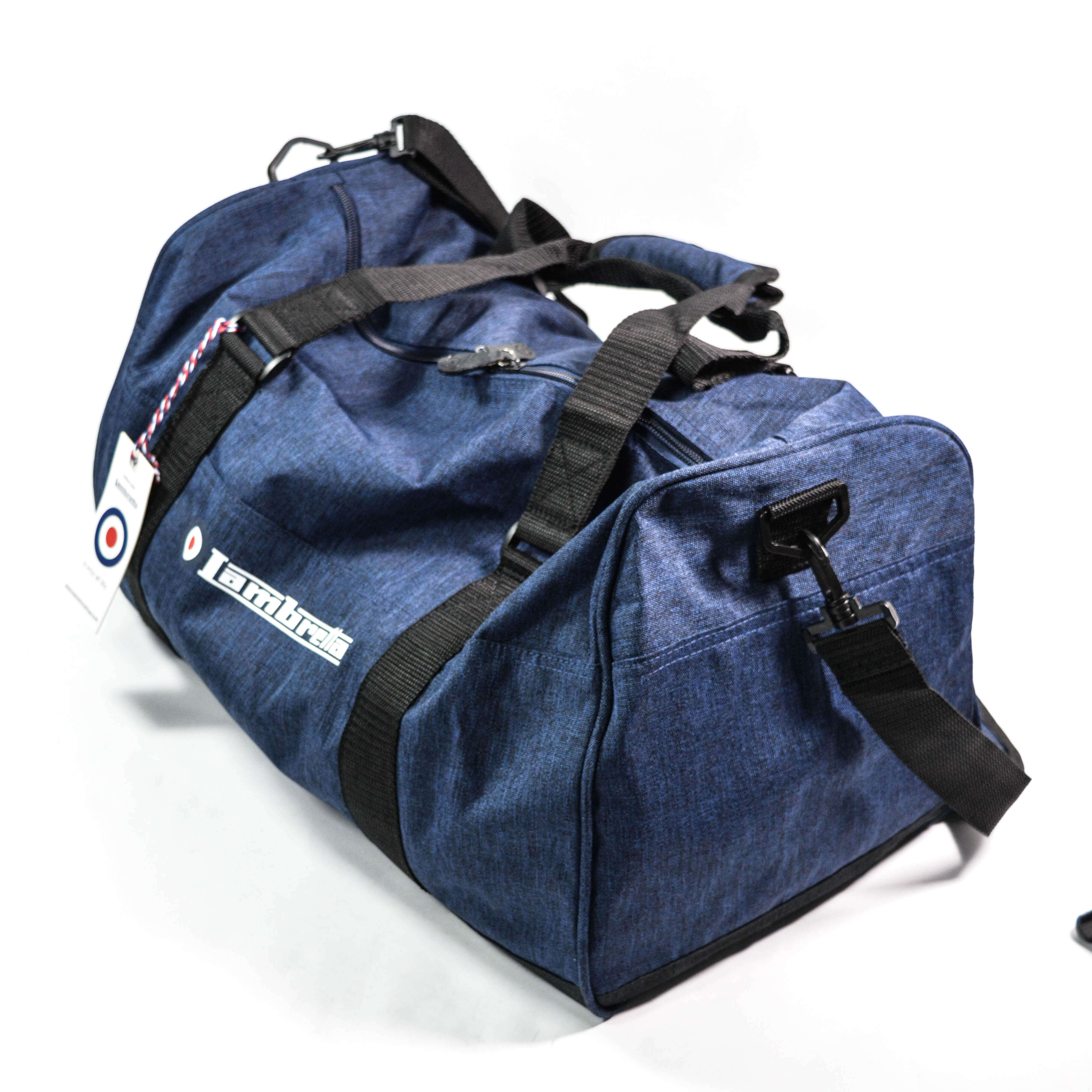 Twill Holdall-Navy One Size